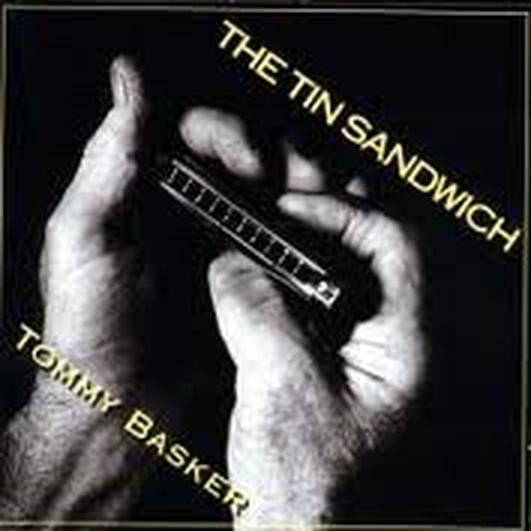 "Tommy Basker ón CD ""The Tin Sandwich"""