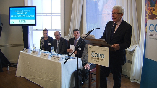 First national support organisation for COPD launched