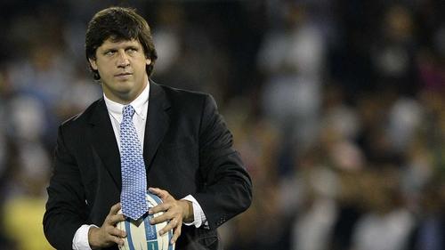 Santiago Phelan's time as Pumas head coach has come to an end