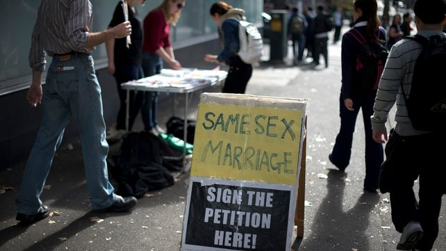Same-sex couples will be allowed to marry in the ACT
