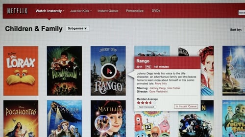Netflix is beginning to earn more per customer following a subscription price increase