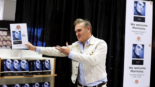 Moz and his booky wooky