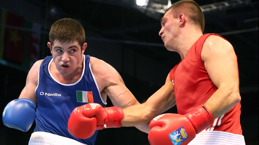 World amateur boxing pic 932