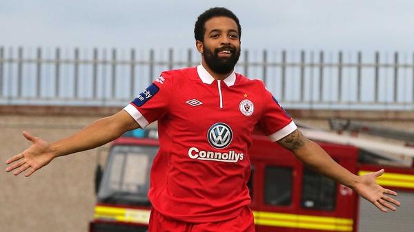 Cork's new signing Kieran Djilali had a profitable spell with Sligo Rovers