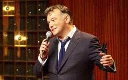 Comedian Stewart Lee