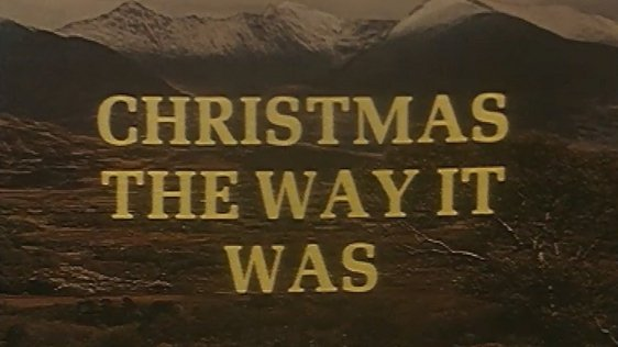 Christmas The Way It Was with John B. Keane