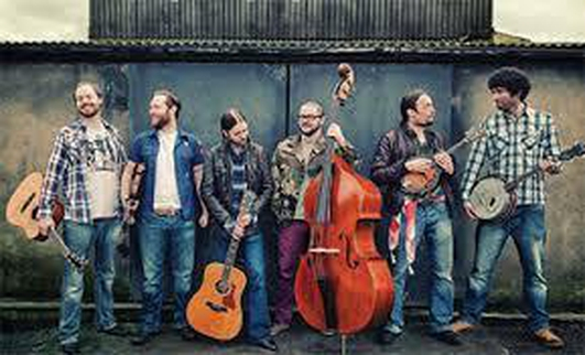 Music & chat with Rackhouse Pilfer