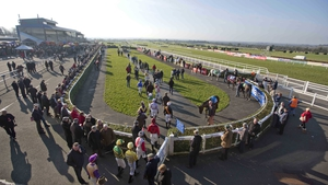 The action at Navan is off at 2.05