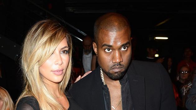 Kim Kardashian stars in her finace's new music video