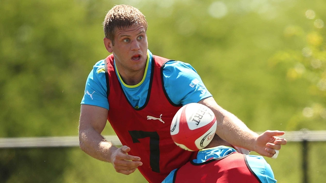Chris Henry came through the Ulster academy