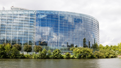 The Eurogroup report will be voted on at the European Parliament in Strasbourg