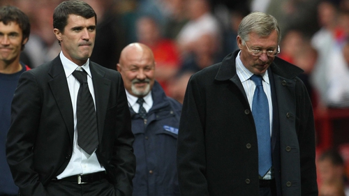 Alex Ferguson and Roy Keane's relationship broke down irrevocably at the start of the 2005-2006 season