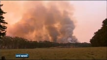 Firefighters in Australia still stuggling to contain bushfires