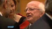 President Higgins warns against return to reckless speculation