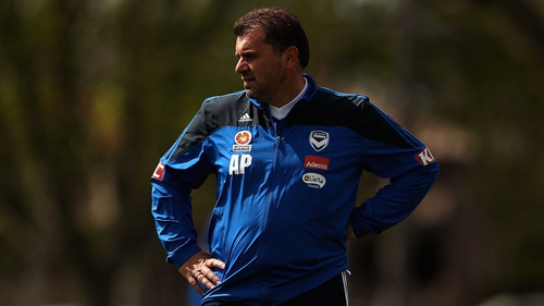 Ange Postecoglou previously coached the Australian youth team