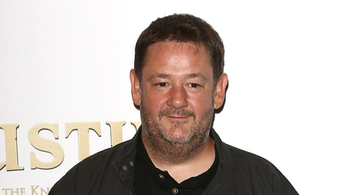 Johnny Vegas at DWF 2014
