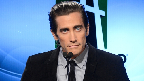 Gyllenhaal lost over 20lbs to play a freelance crime reporter in Nightcrawler