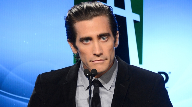 Gyllenhaal (pictured in October 2013) - New thriller out this winter