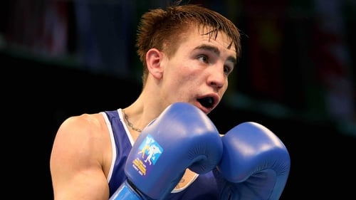 Michael Conlan has said that nothing other than gold is good enough in Glasgow