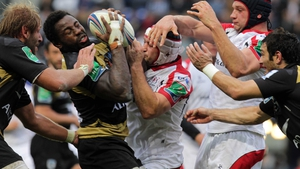 It's all about possession with Ulster doing enough to beat Montpellier in the Heineken Cup encounter in France