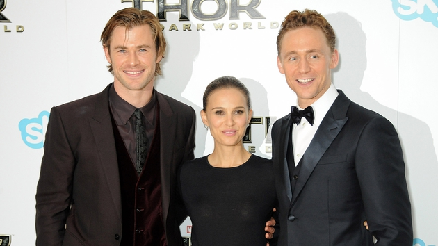 Hemsworth, Portman and Hiddleston - Back in cinemas from Wednesday October 30