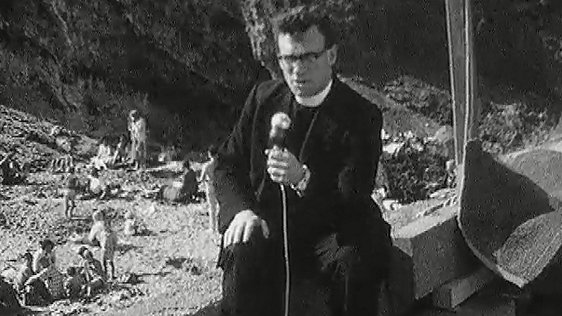Fr. Peter Lemass - Radharc in Ballybunion (1963)