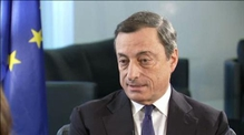 Interview: Mario Draghi on comprehensive bank tests