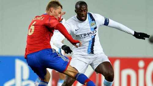 Yaya Toure hit out at alleged racial abuse in Moscow
