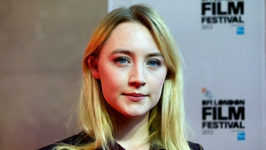Saoirse Ronan is amongst the star-studded cast of The Grand Budapest Hotel