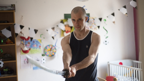 Love/Hate is on RTÉ One on Sunday October 27 at 9:30pm All photos: Bernard Walsh
