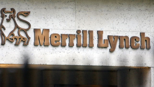 Merrill Lynch's home regulator is in the US but one of its subsidiaries is listed as an Irish bank for the EU stress tests