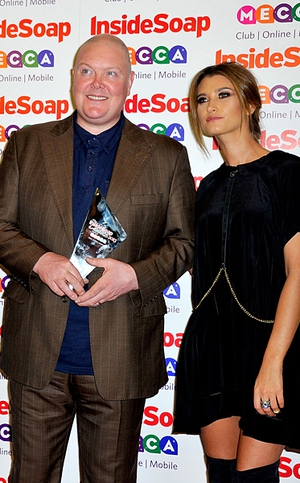 Emmerdale won Best Soap at the Inside Soap Awards