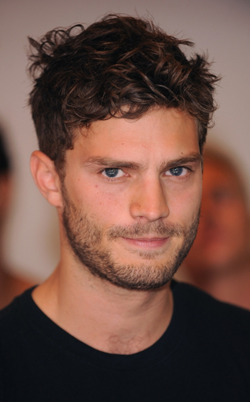 Jamie Dornan is set for Fifty Shades of Grey