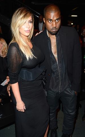 Kim Kardashian and Kanye West are engaged