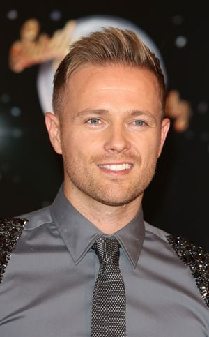 Nicky Byrne is a dad again!