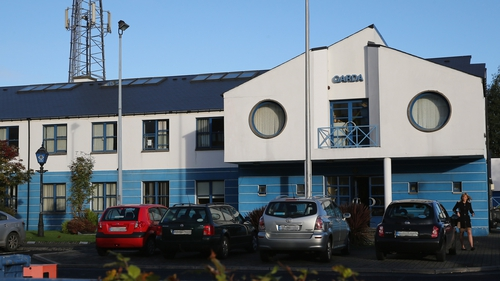 The two men were detained at Tallaght Garda Station