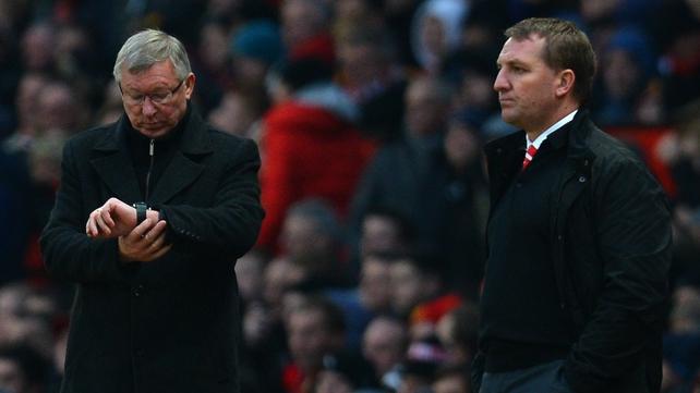 Brendan Rodgers has hit back at Alex Ferguson's criticism of Steven Gerrard and Jordan Henderson
