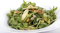 Simple Rocket Salad - A quick and easy salad from Kevin Dundon's Modern Irish Food.