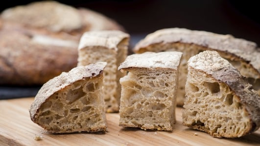 Pass the Butter: The Story of Bread