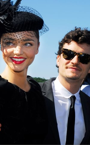 Miranda Kerr and Orlando Bloom have separated after six years together