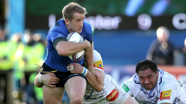 Luke Fitzgerald starts for Leinster against Connacht