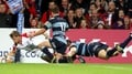 Ulster secure bonus point win over Cardiff