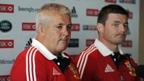 Justin Treacy reports that Warren Gatland's decision to drop Brian O'Driscoll continues to dominate the build-up