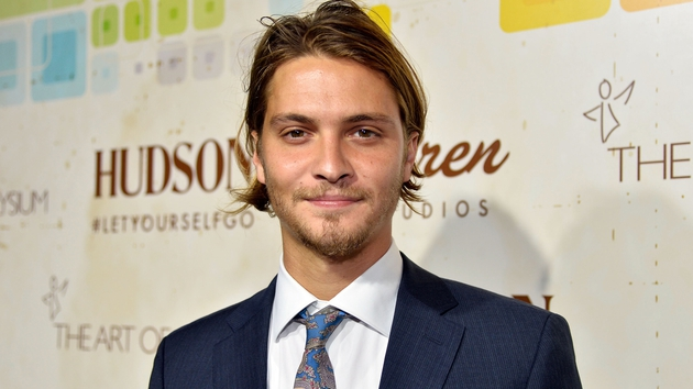 Luke Grimes to play Elliot Grey in Fifty Shades of Grey