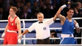 Quigley takes silver after loss to Alimkhanuly