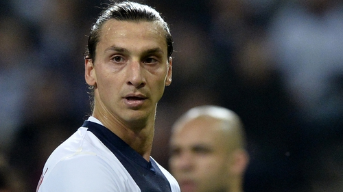 Zlatan Ibrahimovic shortlisted for William Hill sports book of the year award