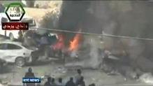 40 dead in Syrian car bomb