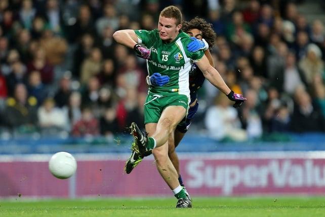 Ciaran Kilkenny scores Ireland's third goal