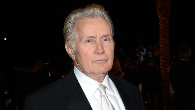 Martin Sheen has landed a part in a new biopic about Howard Hughes