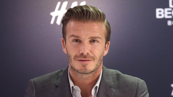 David Beckham is coping well since retiring from football